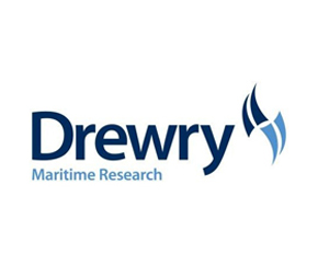 Drewry Maritime Research 290x242