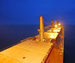 cargo_ship_dry_bulk_closeup_nighttime_lights 290x242