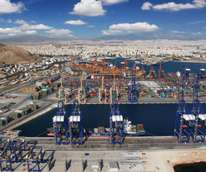 PIRAEUS PORT 290x242