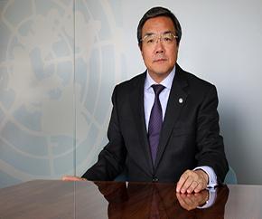 Koji Sekimizu_Secretary-General_IMO