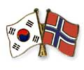 South_Korea_Norway_flags