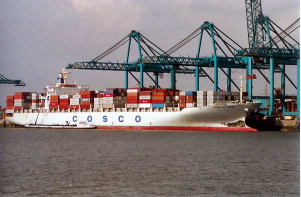 Cosco Shipping Announces Chartering Agreement with PIL | Hellenic