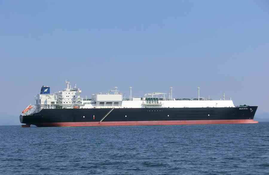 LNG Shipping Company Golar LNG Says Fourth Quarter Time Charters
