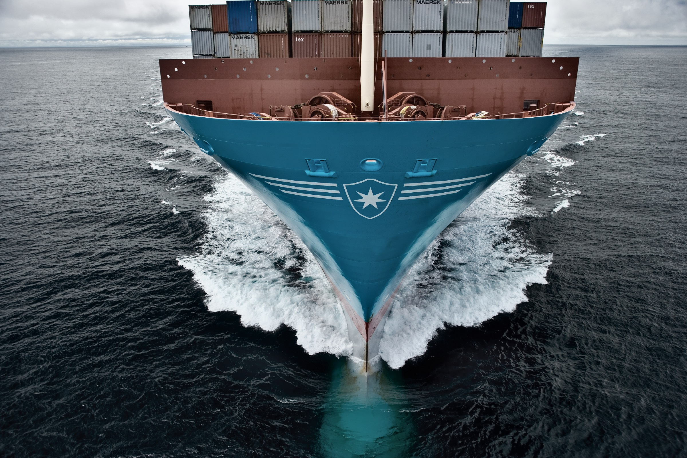 Maersk Line enters deals to recycle eight vessels