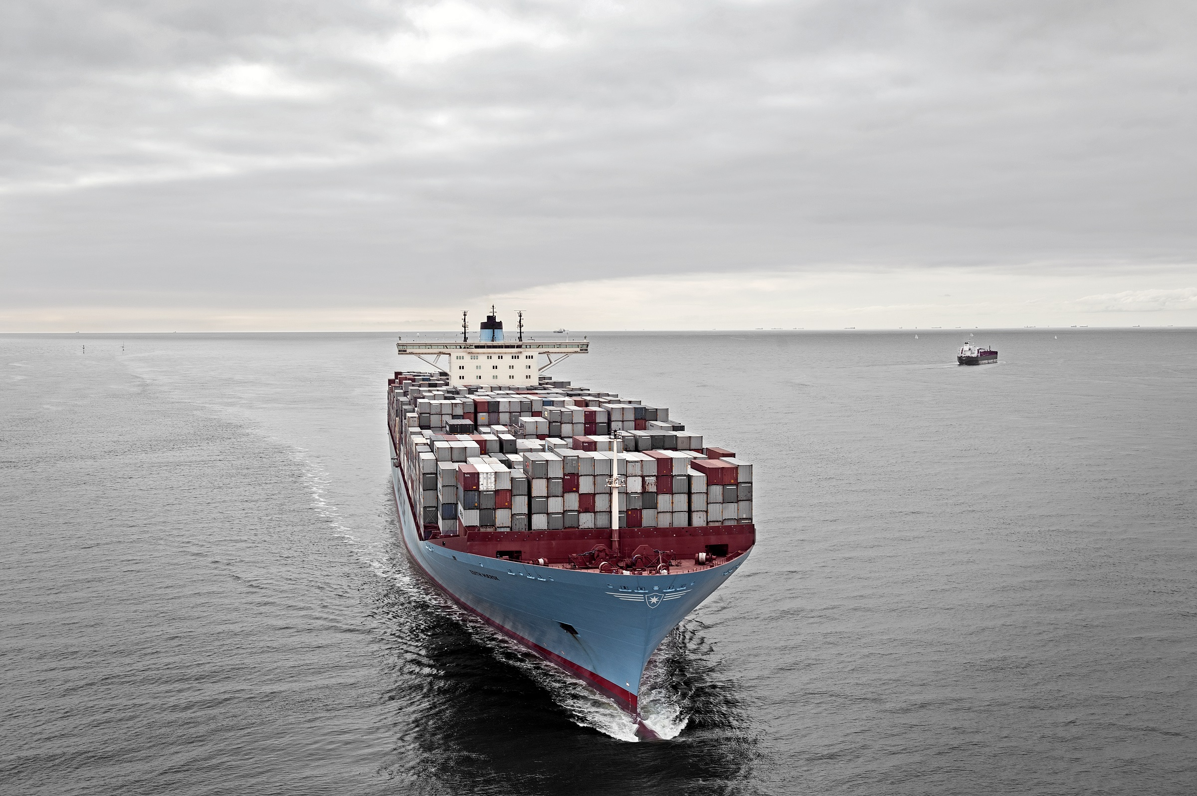 MAERSK LINE containership5 BIG