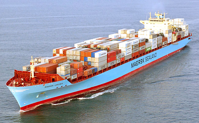 Maersk Line steps up on digitisation to enable paperless
