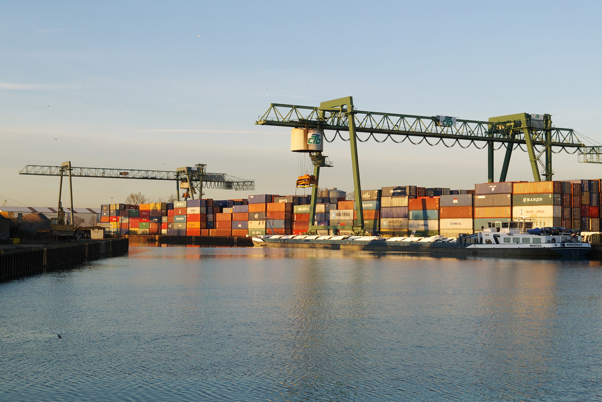 Port Of Rotterdam Quarterly Result: Growth In Container Throughput Continues In First Quarter