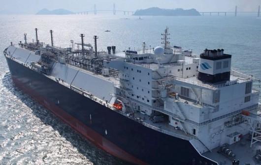 GasLog lng vessel BIG