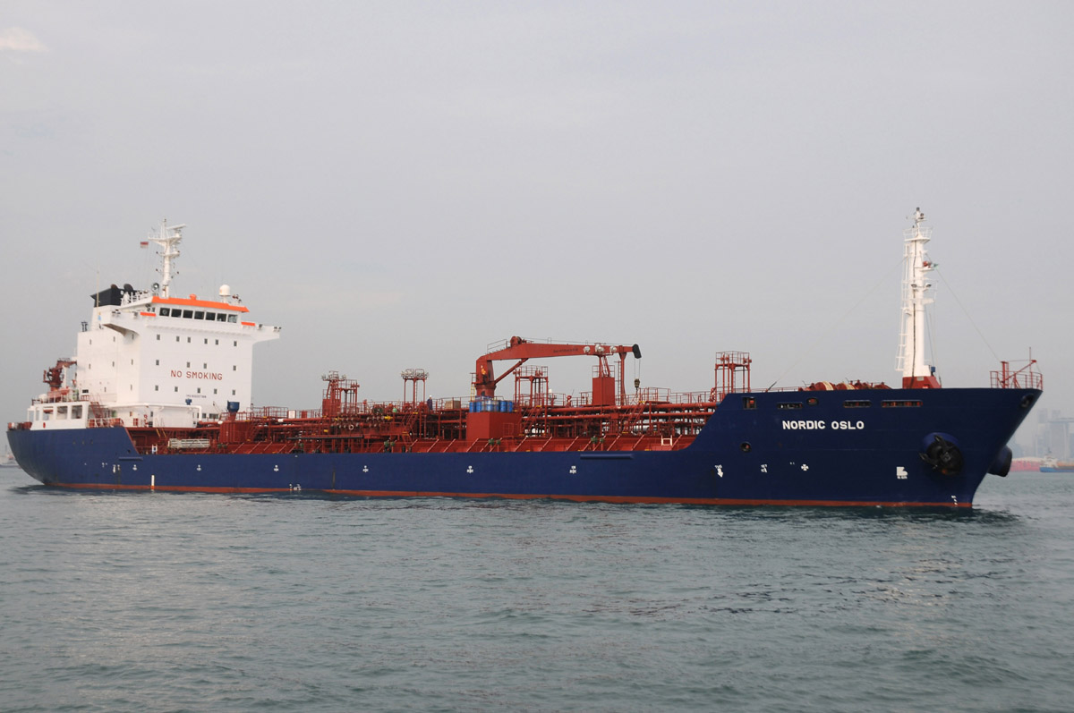 Nordic Tankers Trading creates new Copenhagen based company with V