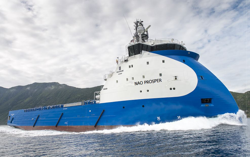 Nordic American Offshore Ltd Announces Upsizing And