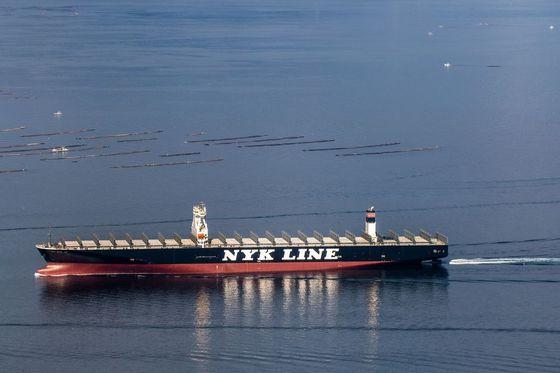 Cutting Edge 14 000 Teu Containership Enters Nyk Fleet