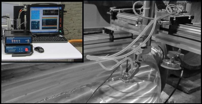 Ultrasonic inspection system