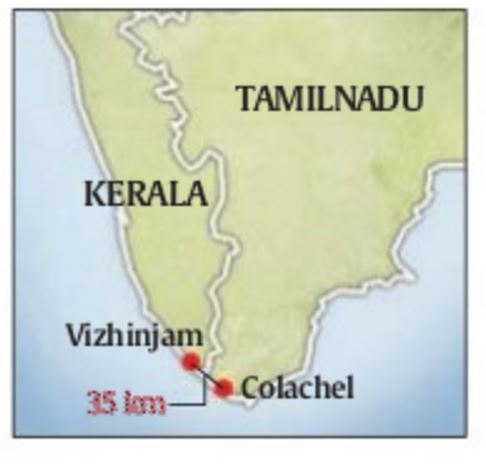 Kerala Ports Minister calls Centre's decision to construct port near Colachel 'unjustified'