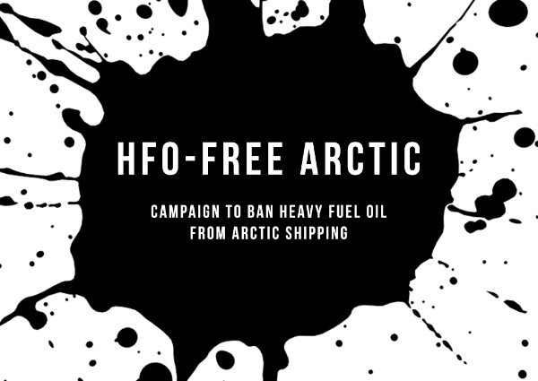 clean arctic alliance response to cruise operators support of arctic heavy fuel oil ban bunker. Black Bedroom Furniture Sets. Home Design Ideas