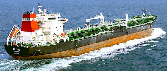 Latvian shipping company 2019s subsidiary expands its fleet with a new tanker