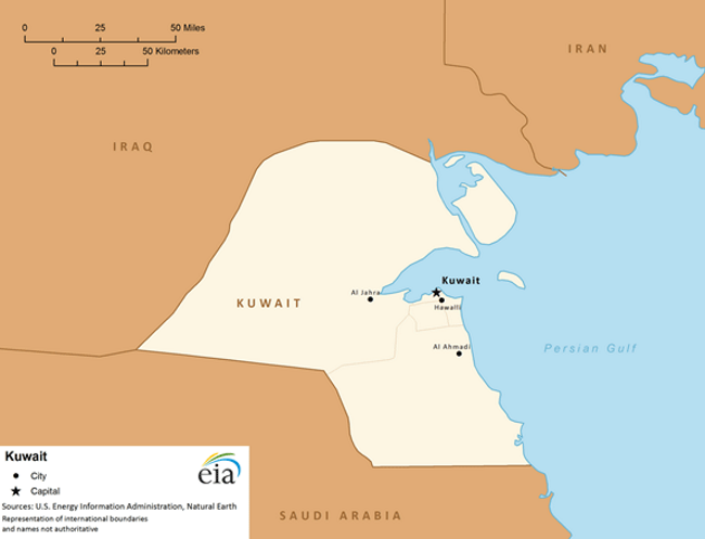 Kuwait Oil Market Overview