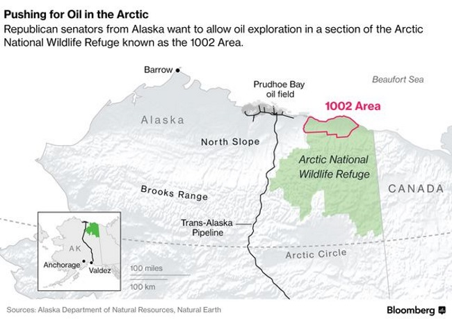 Big Oil May Finally Get to Drill in the Arctic, But Is It