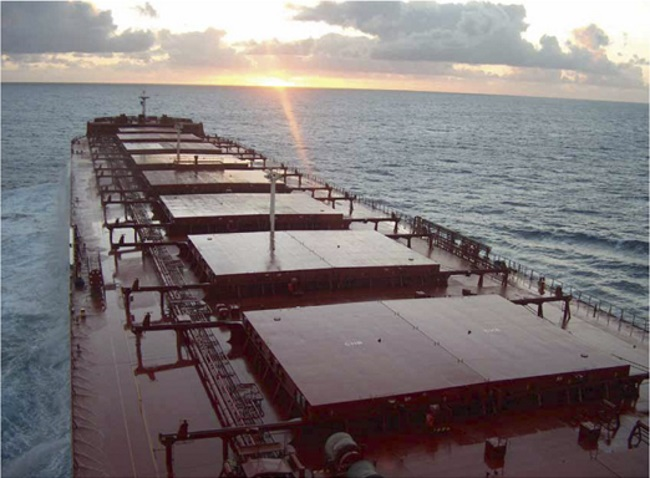 Dry Bulk FFA: Panamax Market Starting to Strengthen