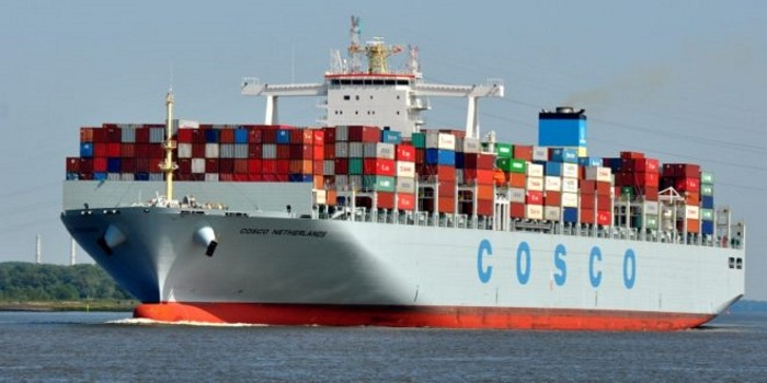 Cosco Shipping 2017 Interim Results Announcement For The Six