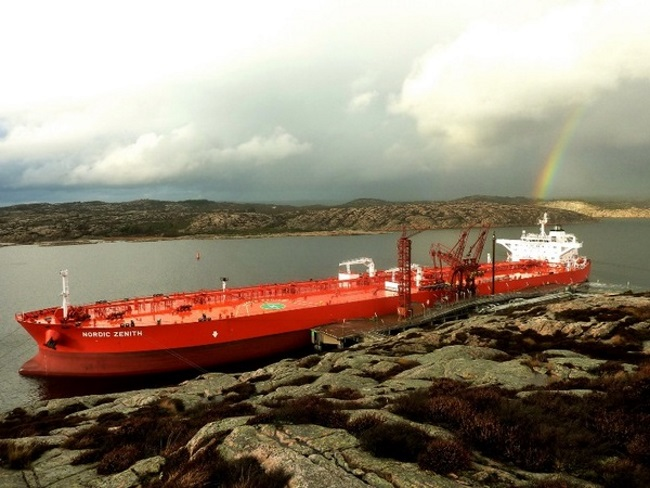 Nordic American Tanker Shipping Ltd (NAT) Ended after Declining -1.05%
