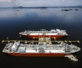 Powerful Fleet of LNG Tankers Sails Arctic Route to Asia as Ice Shrinks to Year's Low