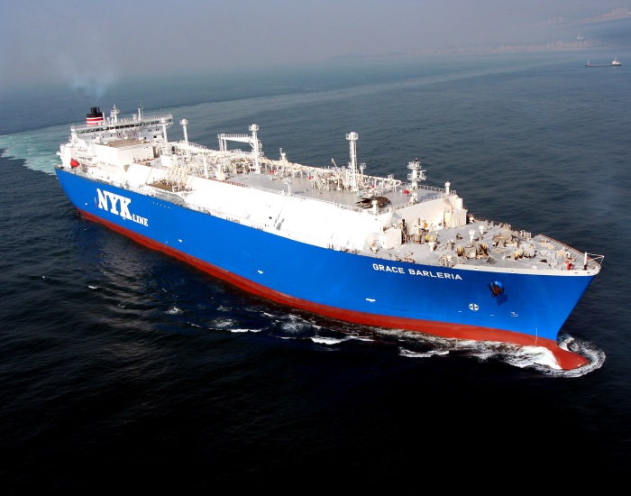NYK Concludes Long-term Charter Agreement for Two LNG