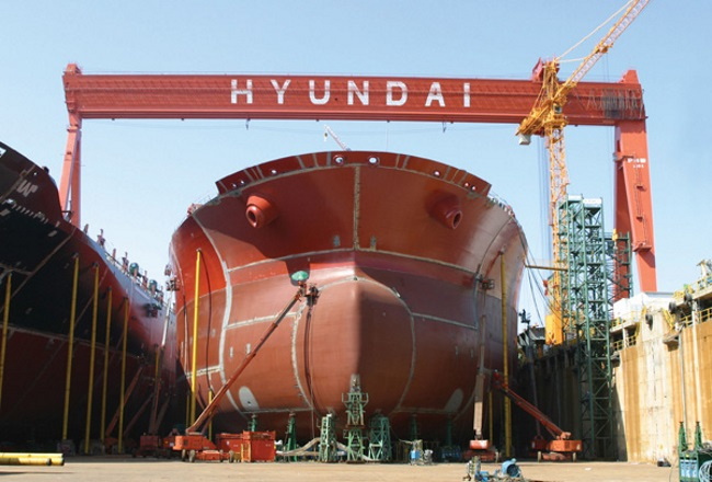 Hyundai Heavy Industries, Saudi Aramco, and Dussur Sign MOU