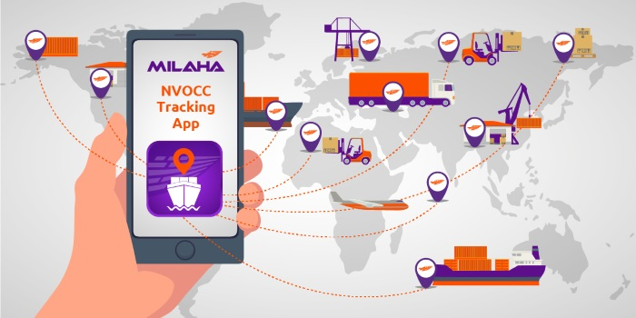 A First of its Kind in Qatar, Milaha Launches NVOCC Tracking