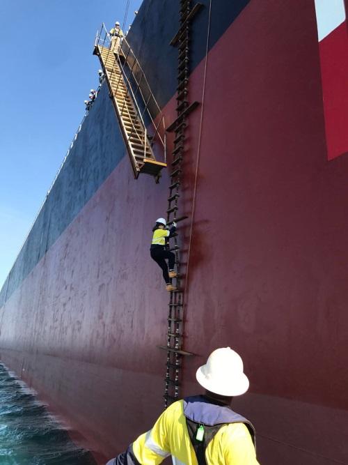 Wilhelmsen Ships Agency Takes 5 | Hellenic Shipping News