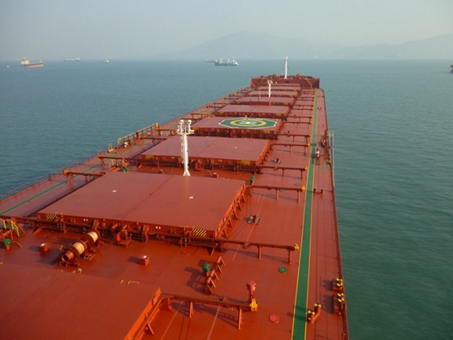 Prices for dry bulk carriers on the rise | Hellenic Shipping News