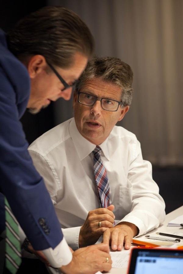 The Foundation Det Norske Veritas assumes full ownership of