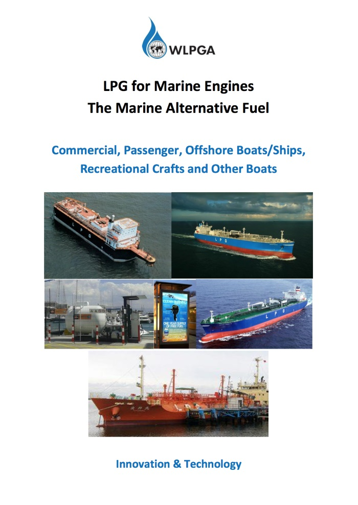 LPG As Marine Fuel: The World LPG Association Supports the Shipping