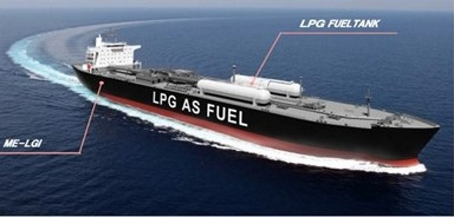 LPG As Marine Fuel: The World LPG Association Supports the