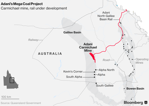 Aurizon pulls pin on NAIF loan application for Galilee Basin rail line