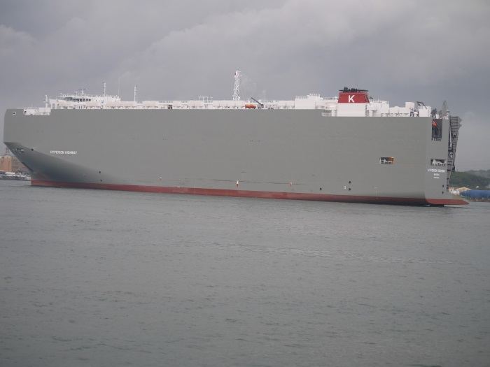 Naval Dome To Secure Stamco Ship Management's Car Carrier