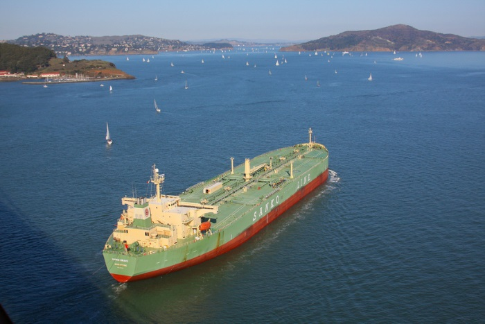 Aframaxes in the North Sea the Silver Lining of the Tanker Market