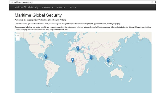 Shipping Industry Launches New Security Resources for World Fleet