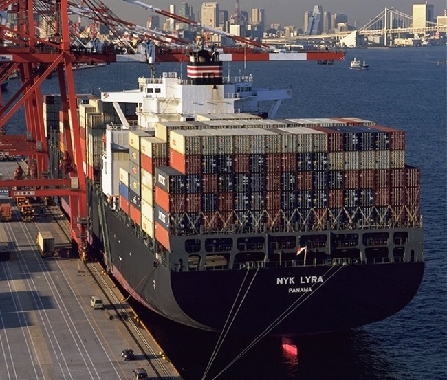 NYK Containership Receives Japanese Pilots' Best Quality Ship Award