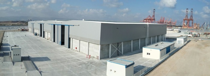 New Agriculture bulk facility commissioned in Salalah | Hellenic