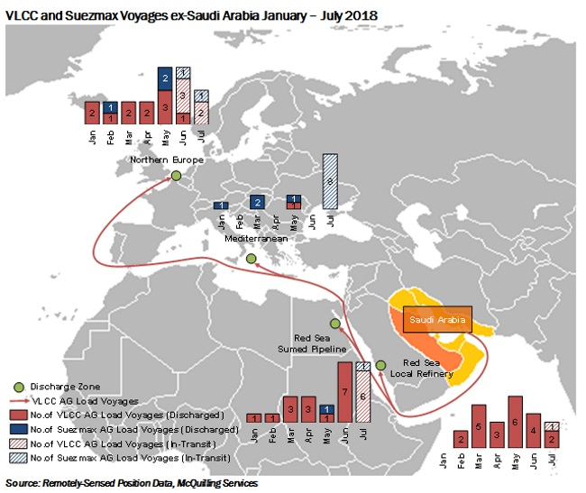 Conflict Shakes Middle East Exports, Bunker - Tanker News ...