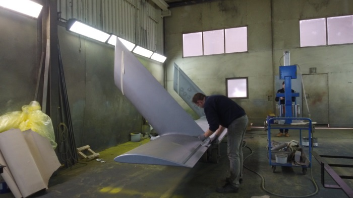 Six Hull Vanes ordered by Damen Shipyards for patrol