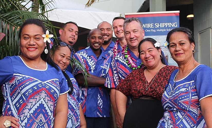Swire Shipping Celebrates 500th Call Of Polynesia Line Service Into Pago Pago