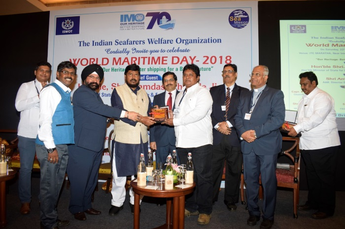 The Indian Seafarers Welfare Organization (ISWOT) and Sea Mission