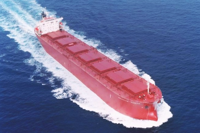 Image of dry bulk carrier