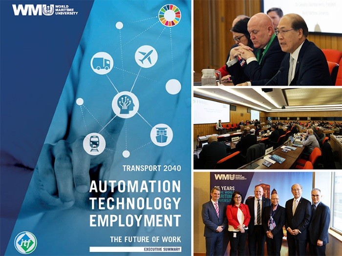 Seafarers, technology and automation – managing future