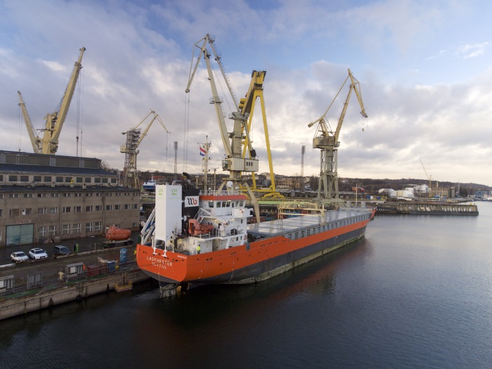 Visser Shipping signs contract for four scrubbers from Value Maritime