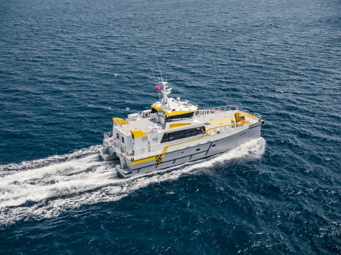 High Speed Transfers places order for fourth Damen Fast Crew